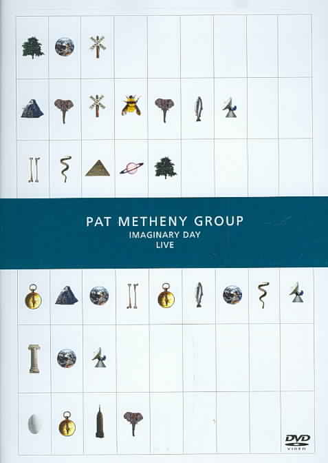 IMAGINARY DAY LIVE BY METHENY,PAT GROUP (DVD)